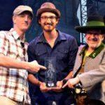 Thomas David Band für Steiermark Award 0514